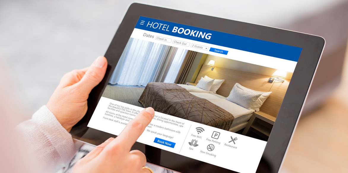 Search hotel deals
