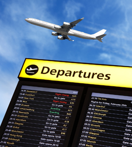 Airline Deals from Your Home Airport