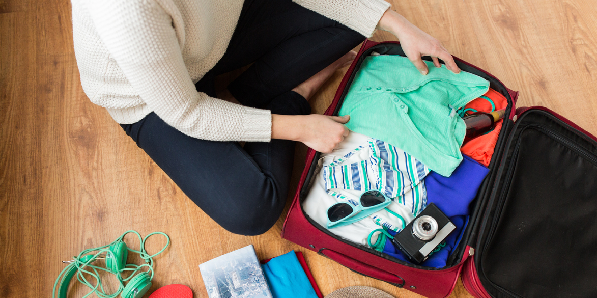 ive 'Life-Saving' Items to add to Your Regular Packing List
